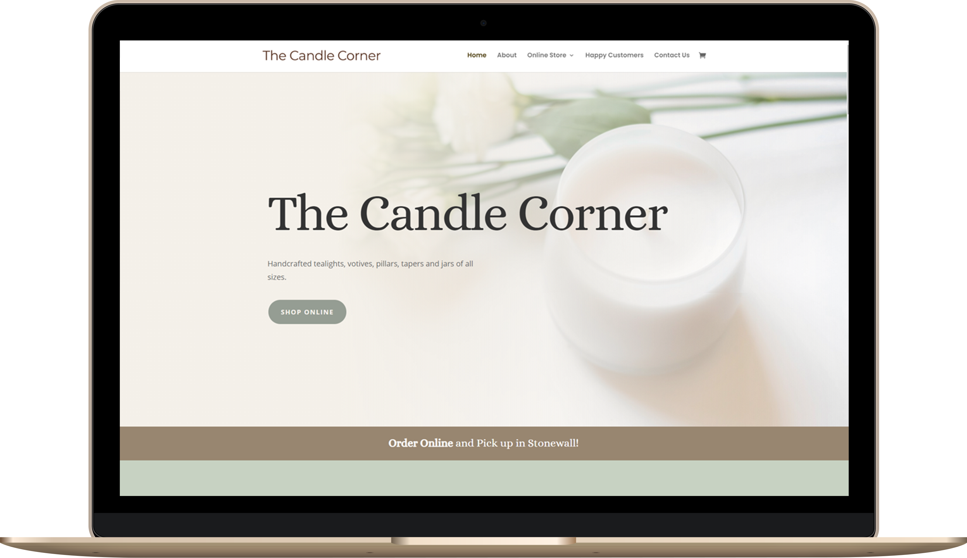 e-commerce website design in stonewall, MB