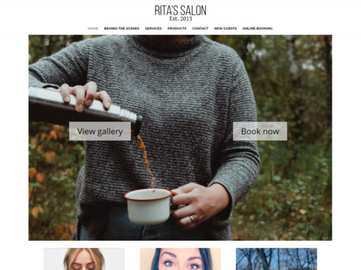 Rita's Salon